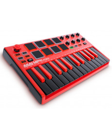 Akai MPK mini mkII Red Special Edition