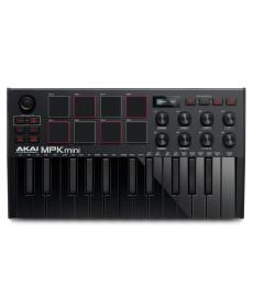Akai MPK mini mkIII Black Special Edition
