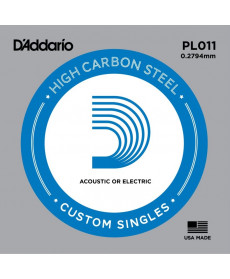 DAddario PL011 Single String