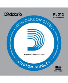 DAddario PL012 Single String
