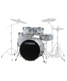 Yamaha Stage Custom Birch Studio Pure White
