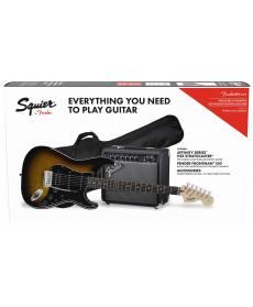 Fender SQ Affinity Strat Pack HSS BSB