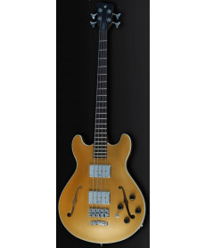 Warwick GPS Star Bass 5 Gold