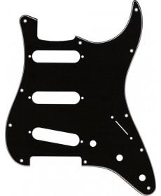 Fender Contemporary Strat SSS Pickguard Black