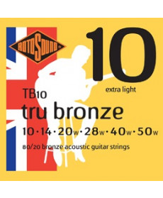 Rotosound TB10 Extra Light