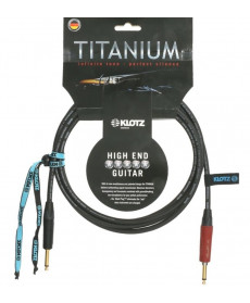 Klotz TI-0300PSP Titanium Silent Straight 3m