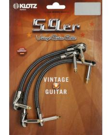 Klotz VINPAN0030 Vintage 59er Patch Cable 0.3m