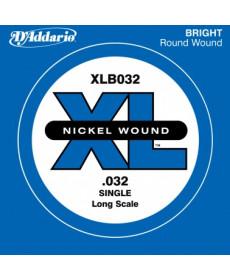 Daddario XLB032 Bass XL Single String