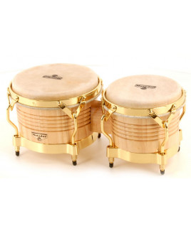 Latin Percussion Matador M201-AW Natural/Gold Hardware