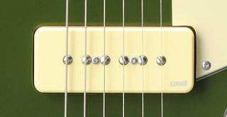 Pickups Yamaha Guitar Design